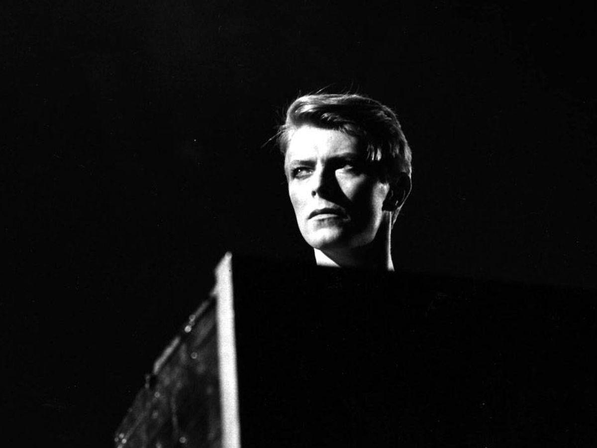 Foto: David Bowie. (Getty)