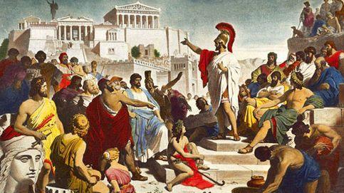 La peste que mató a Pericles: cómo una pandemia puede cambiarlo todo