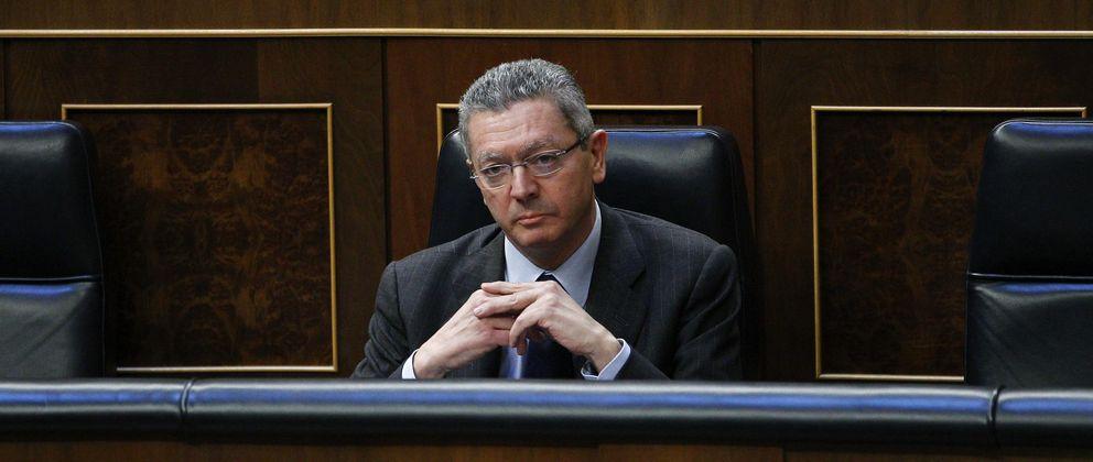 Alberto Ruiz-Gallarón. (EFE)