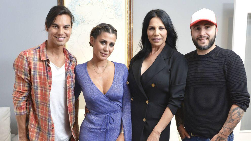 Kiko Rivera, Elena Tablada, Julio Iglesias Jr y Toñi Salazar cocinarán en Cuatro
