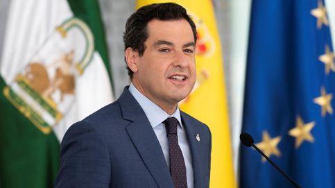Juanma Moreno puede ganar las primarias del socialismo andaluz