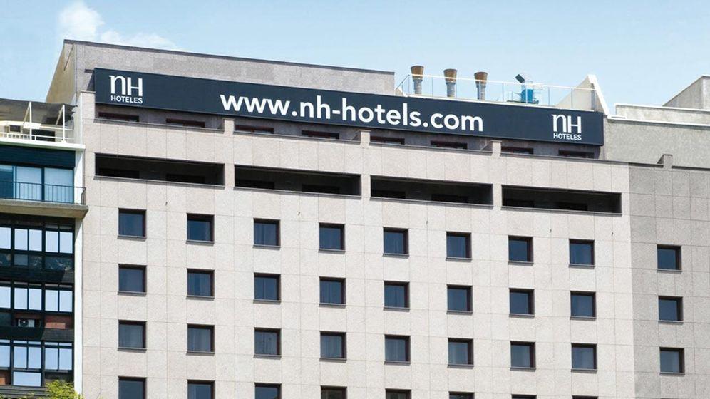 Foto: Banco Santander vende su participación del 8,65 % en NH Hoteles por 153 millones