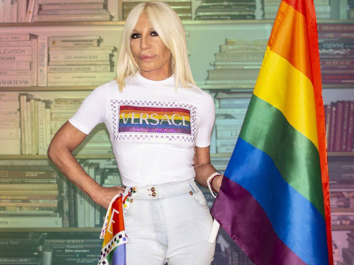 Foto: Donatella, un icono en la comunidad LGBTIQ+. (Cortesía de Pride Live)