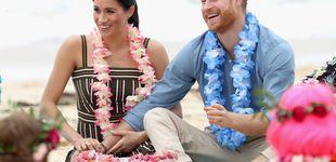 Post de Meghan Markle escoge una firma española para acudir a la playa en Australia