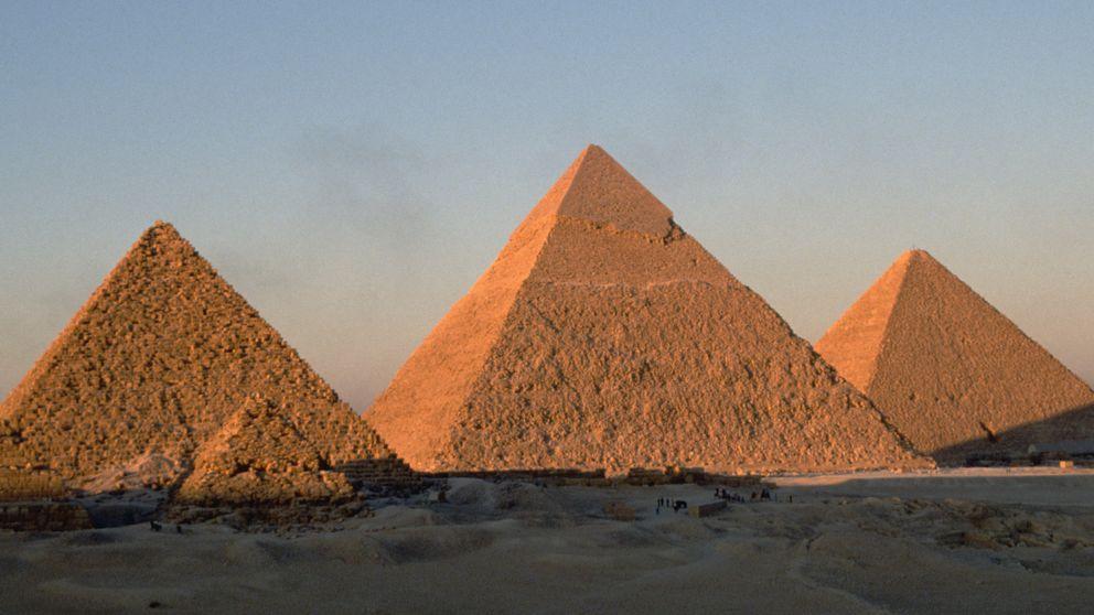 El misterio de la construcción de las pirámides de Egipto, resuelto