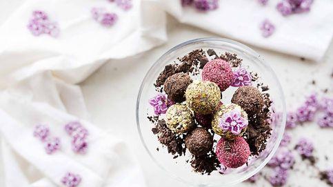 Trufas de chocolate: delicado placer fundente en tu plato