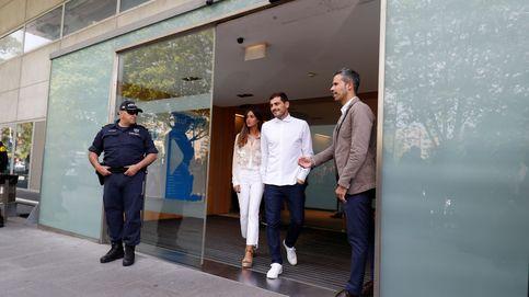 Iker Casillas sale del hospital: Tuve mucha suerte. Puedo contarlo, lo podéis ver
