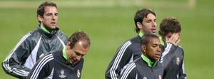 El mismo Madrid de Murcia buscará su pase a octavos con la ausecia de Diego en las filas alemanas