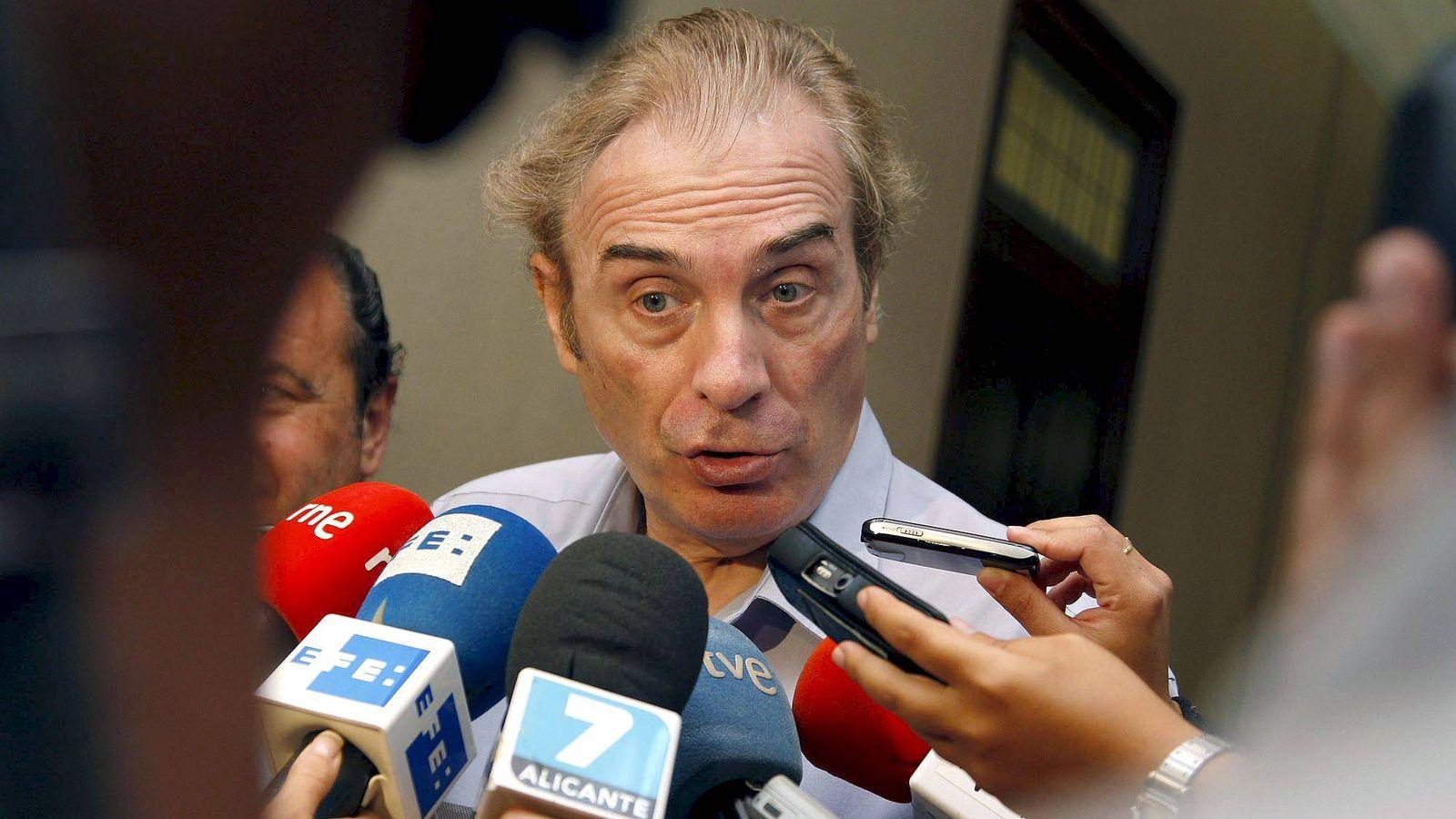 Foto: El profesor universitario Jesús Neira en 2009. (EFE)
