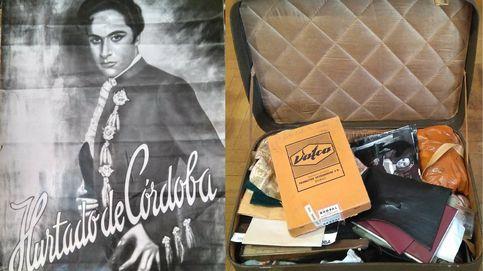 Una vida en dos maletas: aparece el equipaje escondido de un bailarín de los años 60