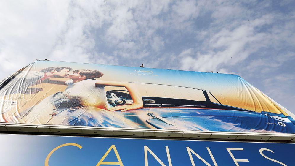 Foto: El cartel oficial de la 71 edición del Festival de Cannes, de 2019. (EFE)