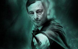 'Draghi Potter' y la pócima secreta del BCE