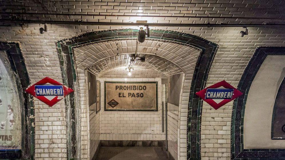 Foto: La estación de Chamberí forma parte de la historia de Metro de Madrid. (EFE)