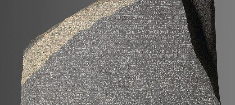Foto: La Piedra Rosetta