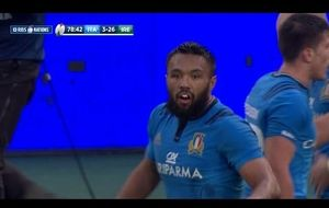 Hasta el rugby usa la tecnología