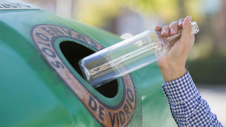 El reciclaje de vidrio se afianza durante la pandemia