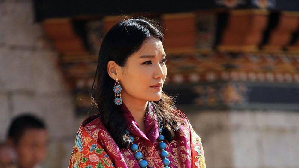 Foto: La reina de Bután, Jetsun Pema. (Instagram @queenjetsunpema)