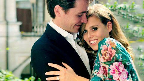 Nueva boda real en los Windsor: Beatriz de York se casa con Edoardo Mapelli