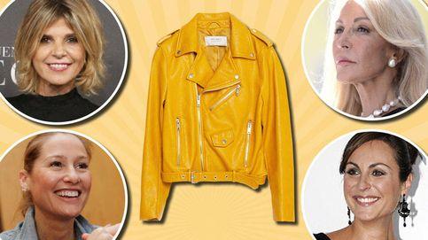 Las famosas se mojan: esto es lo que opinan de la famosa chaqueta amarilla de Zara