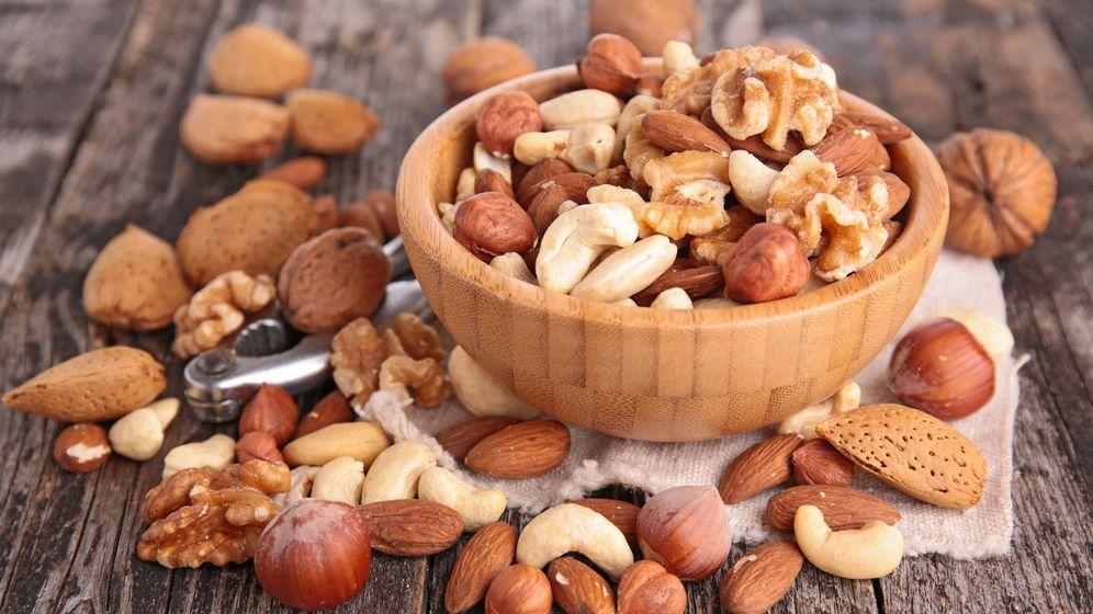 Foto: Los frutos secos que te ayudarán a adelgazar (Foto. iStock)