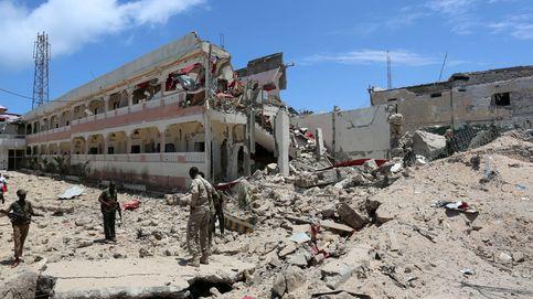 Al Shabab mata a 5 personas tras tomar durante horas un hotel de Mogadiscio
