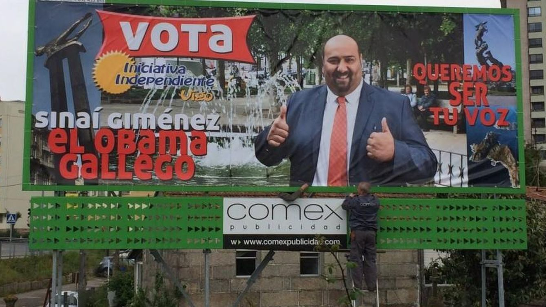 Vigo: un Príncipe gitano, una candidata desnuda y Ciudadanos a la fuga