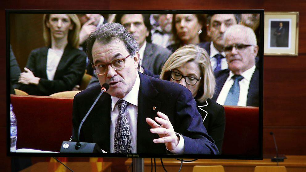 La defensa intenta politizar ahora el juicio de Mas con preguntas 'impertinentes'