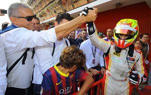 Palou gana en Barcelona, ahora le toca el prestigioso GP de Macao