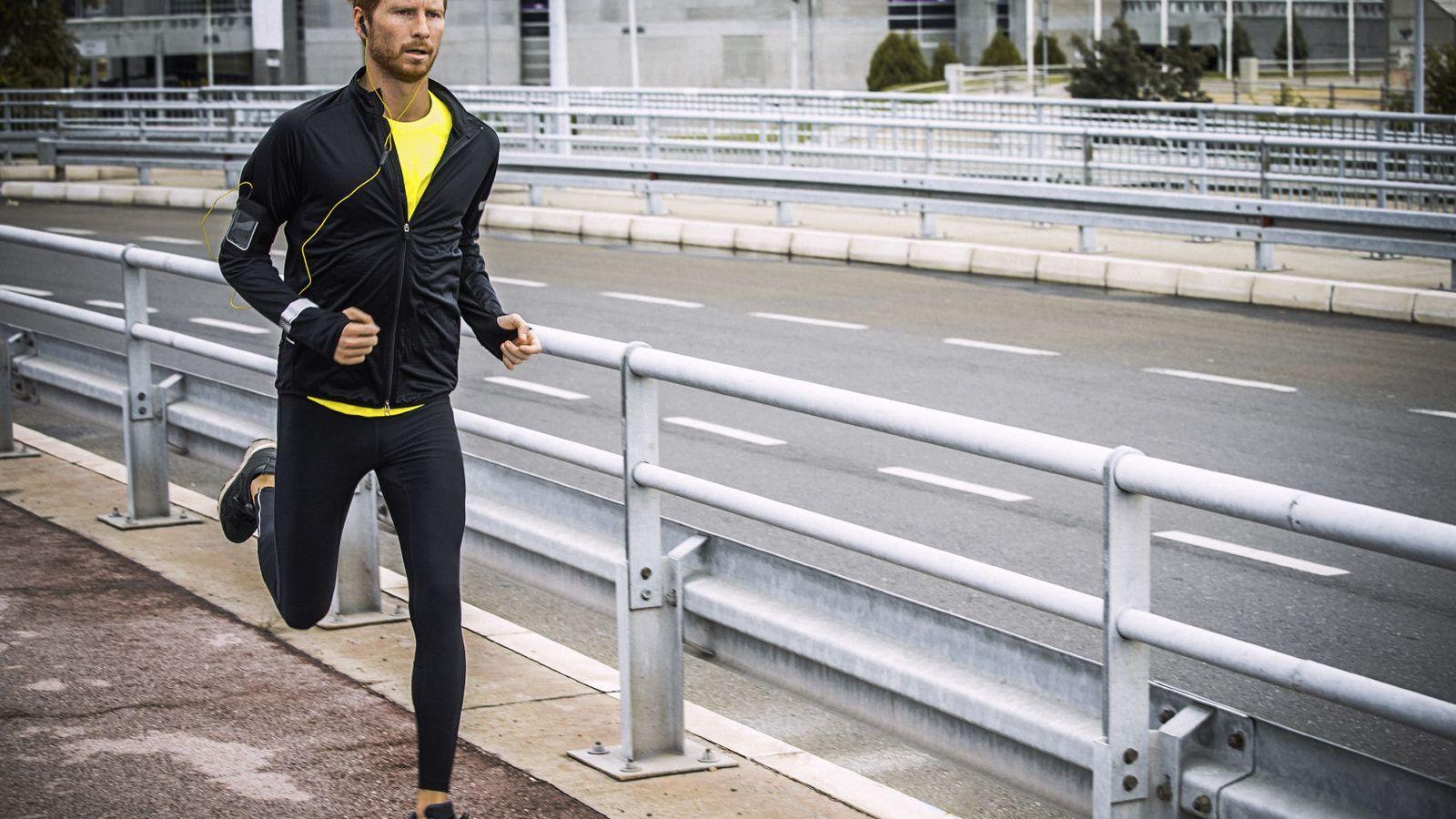 Foto: No es necesario correr todos los días, pero asegúrese de moverse todos los días. (iStock)