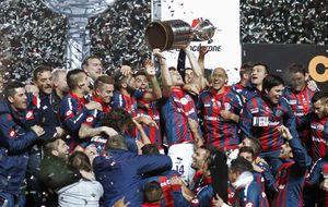 San Lorenzo gana la Libertadores por primera vez en toda su historia