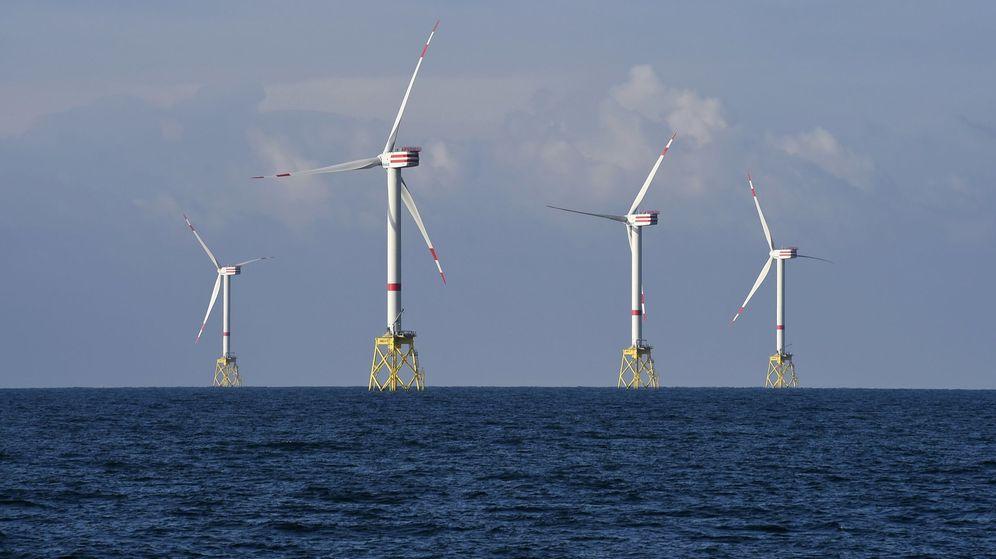 Foto: Planta de generación eólica en el norte de Alemania. (Reuters)