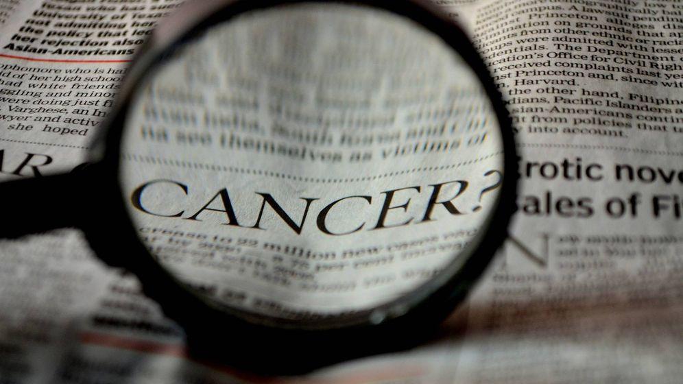 Foto:  La atención mediática del cáncer es muy alta (Pixabay)