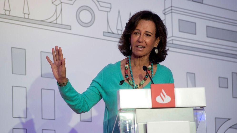 Foto: Ana Botín, presidenta del Santander. (EFE)