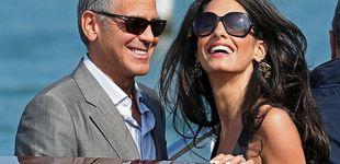Post de Amal Clooney vuelve a Venecia 5 años después de su boda, ¿vestida de novia?