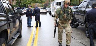 Post de Once muertos y 6 heridos en un tiroteo en una sinagoga de Pittsburgh