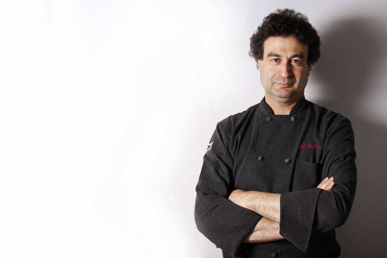 Foto: Pepe Rodríguez, mediático y, ante todo, cocinero