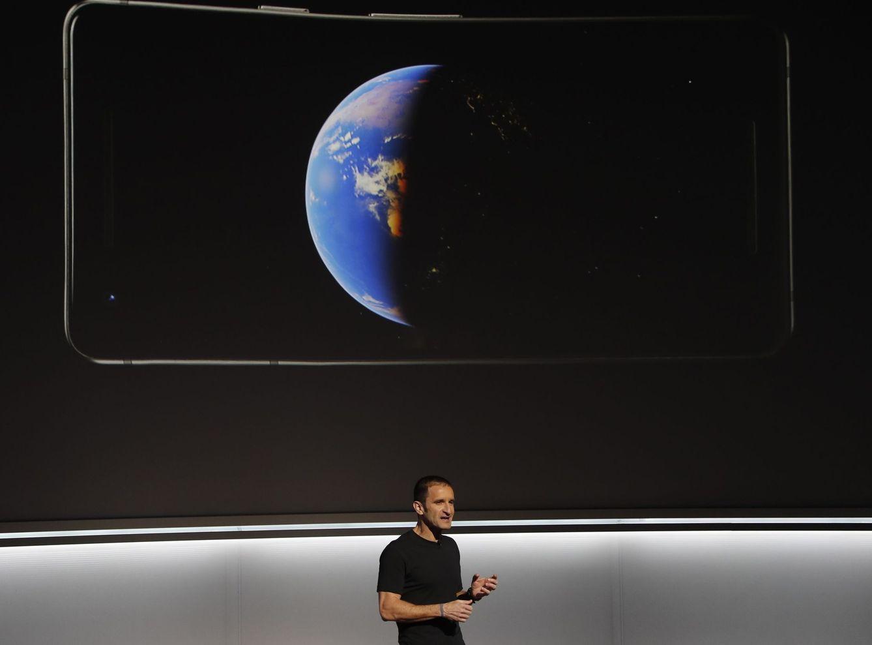 Presentación de los nuevos Pixel 2. (Reuters)
