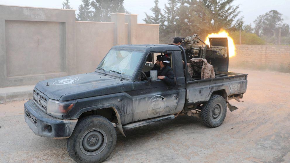 ¿Quién lucha contra quién y por qué en Libia?