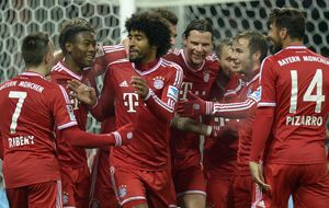 El Bayern de Múnich de Guardiola le hace un 'siete' al Werder Bremen