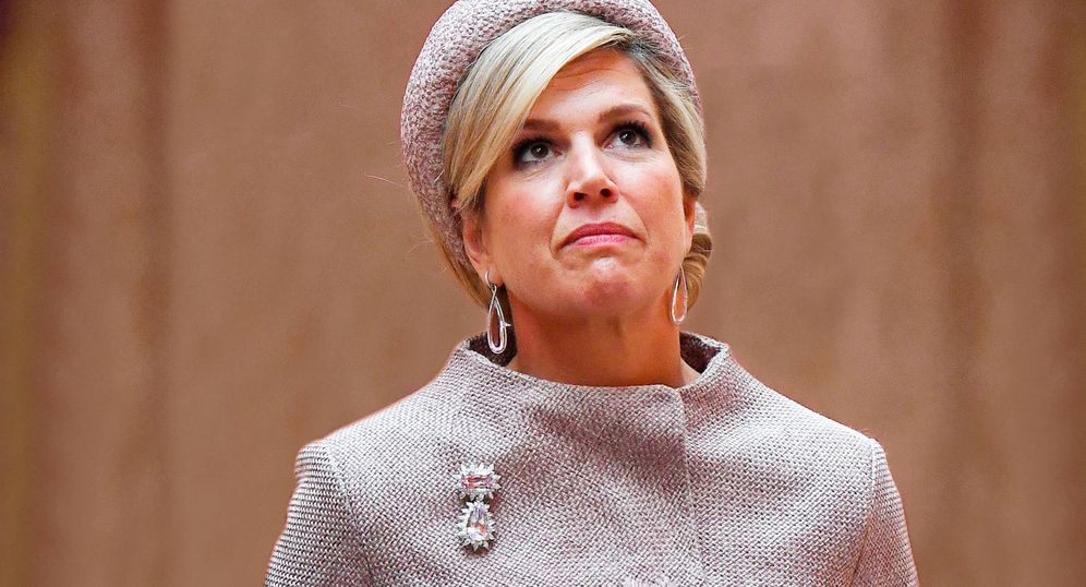 Foto: La reina Máxima. (Getty)