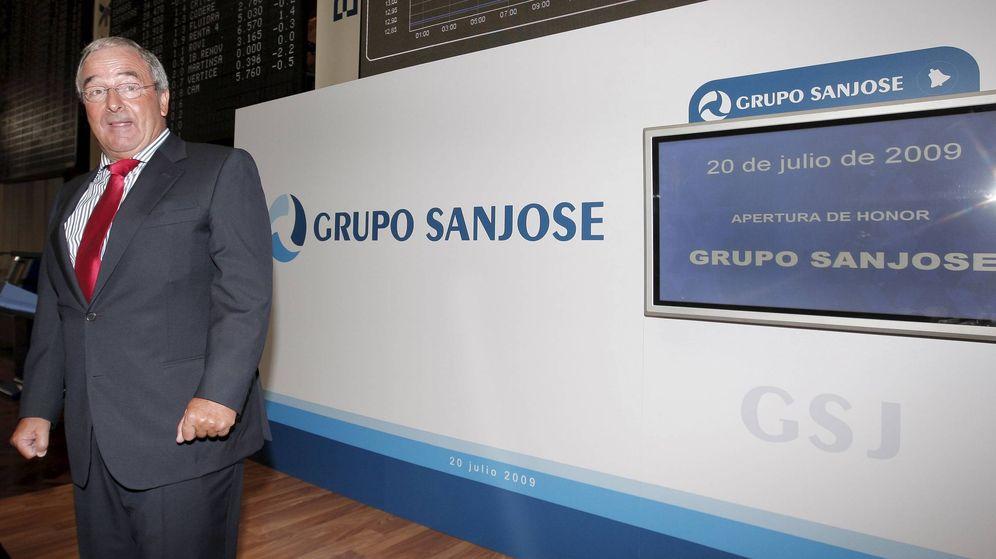 Foto: El presidente del grupo San José, Jacinto Rey. (EFE)