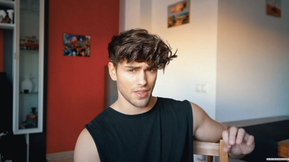 El modelo e influencer Sergio Carvajal, noveno concursante de 'Supervivientes'