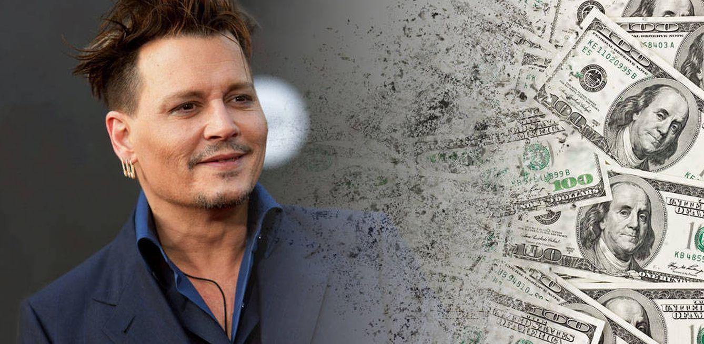 Foto: Johnny Depp en un fotomontaje de Vanitatis
