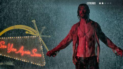 'Malos tiempos en El Royale': un intento de copia a Tarantino vistoso pero vacío
