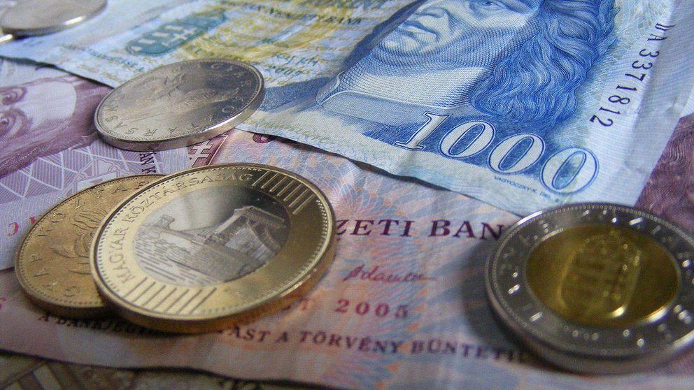 Hungría pone en cuarentena sus billetes y monedas para evitar contagios del Covid-19