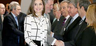 Post de Doña Letizia plagia un modelito de su admirada Rania de Jordania