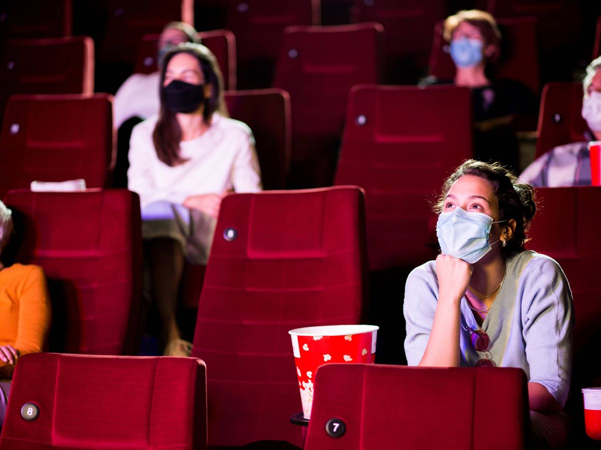 Foto: Palomitas prohibidas en los cines de País Vasco: ¿la siguiente medida que se extenderá en España? (iStock)