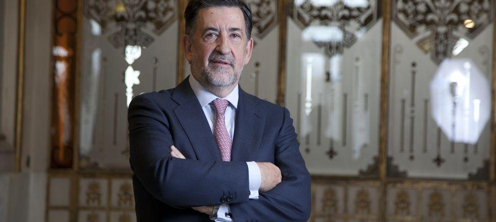Foto: El presidente de la Fundación Numa, José Ramón Sanz
