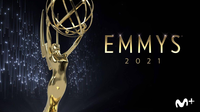 Imagen promocional de lo Premio Emmy 2021. (Movistar  )