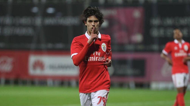 Joao Félix, el nuevo fenómeno portugués que maneja cifras tan altas que espanta al Madrid